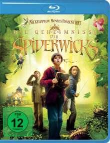 Die Geheimnisse der Spiderwicks (Blu-ray), Blu-ray Disc
