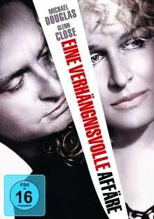 Eine verhängnisvolle Affäre, DVD