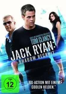Jack Ryan: Shadow Recruit, DVD