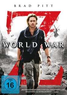 World War Z, DVD