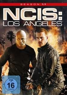 Navy CIS: Los Angeles Staffel 1 Box 1, 3 DVDs