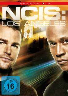 Navy CIS: Los Angeles Staffel 3 Box 1, 3 DVDs