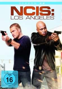 Navy CIS: Los Angeles Staffel 4 Box 2, 3 DVDs