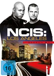 Navy CIS: Los Angeles Staffel 5 Box 1, 3 DVDs