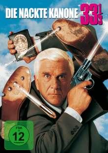Die nackte Kanone 33 1/3, DVD