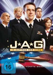 J.A.G. - Im Auftrag der Ehre Season 5, 6 DVDs