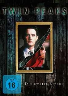 Twin Peaks Season 2, 6 DVDs