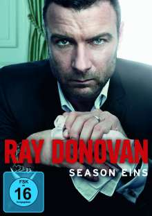 Ray Donovan Staffel 1, 4 DVDs