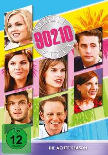Beverly Hills 90210 Season 8, 7 DVDs