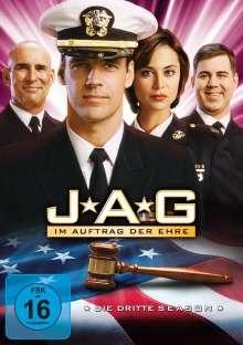J.A.G. - Im Auftrag der Ehre Season 3, 6 DVDs