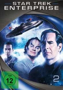Star Trek Enterprise Season 2, 7 DVDs