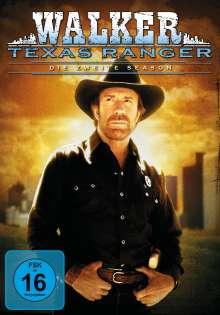 Walker, Texas Ranger Season 2, 7 DVDs