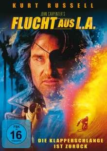 Flucht aus L.A., DVD
