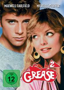Grease 2, DVD