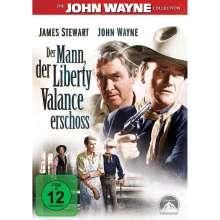 Der Mann, der Liberty Valance erschoss, DVD
