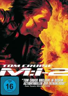Mission: Impossible 2, DVD