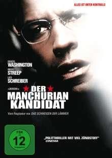 Der Manchurian Kandidat, DVD
