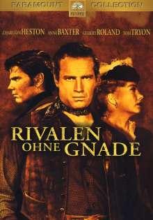 Rivalen ohne Gnade, DVD
