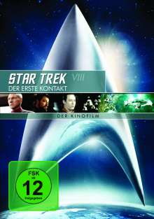Star Trek VIII: Der erste Kontakt, DVD