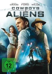 Cowboys & Aliens, DVD