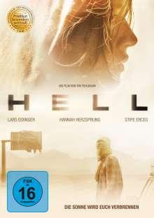 Hell, DVD