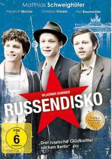 Russendisko, DVD