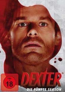 Dexter Season 5, 4 DVDs