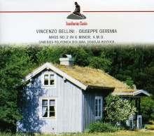 Vincenzo Bellini (1801-1835): Messe Nr.2 in g, CD