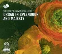James Parson - Organ in Splendour & Majesty, Super Audio CD