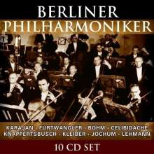 Berliner Philharmoniker, 10 CDs