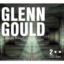 Glenn Gould plays Bach, 2 CDs