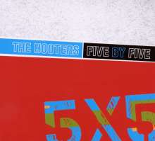 The Hooters: Five By Five (5x5), Maxi-CD
