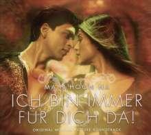 Filmmusik: Ich bin immer für dich da ( Bollywood ), CD