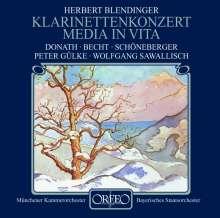 Herbert Blendinger (geb. 1936): Media in Vita op.35 (120 g), LP