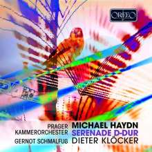 Michael Haydn (1737-1806): Serenade D-dur (1764), CD