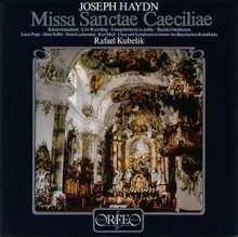 "Joseph Haydn (1732-1809): Messe Nr.5 ""Cäcilienmesse"" (120 g), 2 LPs"