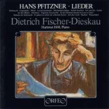 Hans Pfitzner (1869-1949): Klavierlieder (120 g), LP