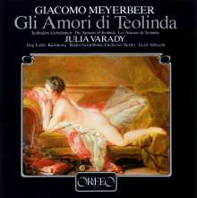 Giacomo Meyerbeer (1791-1864): Gli amori di Teolinda (120 g), LP