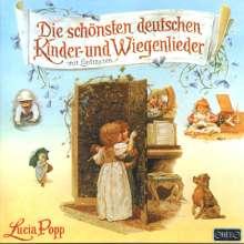 Lucia Popp singt Kinderlieder (120g), LP