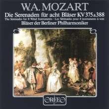 Wolfgang Amadeus Mozart (1756-1791): Serenaden Nr.11 & 12, LP