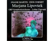 Frank Martin (1890-1974): Die Weise von Liebe und Tod des Cornets Christoph Rilke für Alt & Kammerorchester (120 g), LP