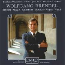 Wolfang Brendel singt Arien, CD