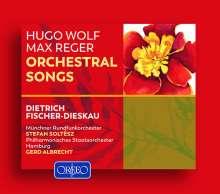 Dietrich Fischer-Dieskau - Orchesterlieder, 2 CDs