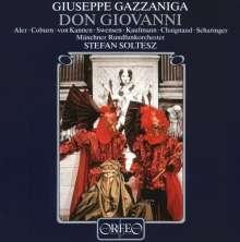 Giuseppe Gazzaniga (1743-1818): Don Giovanni (120 g), 2 LPs