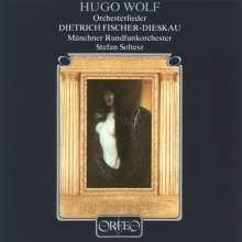 Hugo Wolf (1860-1903): Orchesterlieder (120 g), LP