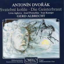 Antonin Dvorak (1841-1904): Die Geisterbraut (in tschechischer Sprache), CD