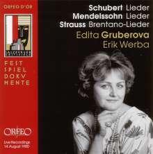Edita Gruberova - Salzburger Festspiele, CD