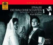 Richard Strauss (1864-1949): Die Frau ohne Schatten, 3 CDs