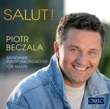 Piotr Beczala - Salut!, CD