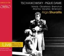 Peter Iljitsch Tschaikowsky (1840-1893): Pique Dame, 2 CDs